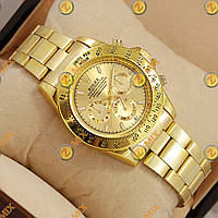 Часы Rolex Quartz Daytona Men Gold