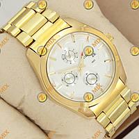 Часы Tissot Veloci-T Gold/White