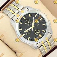 Часы Tissot Veloci-T Silver/Black/Gold