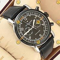 Часы Vacheron Constantin Geneva Silver/Black