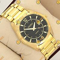 Часы Seiko Classic Steel Gold/Black