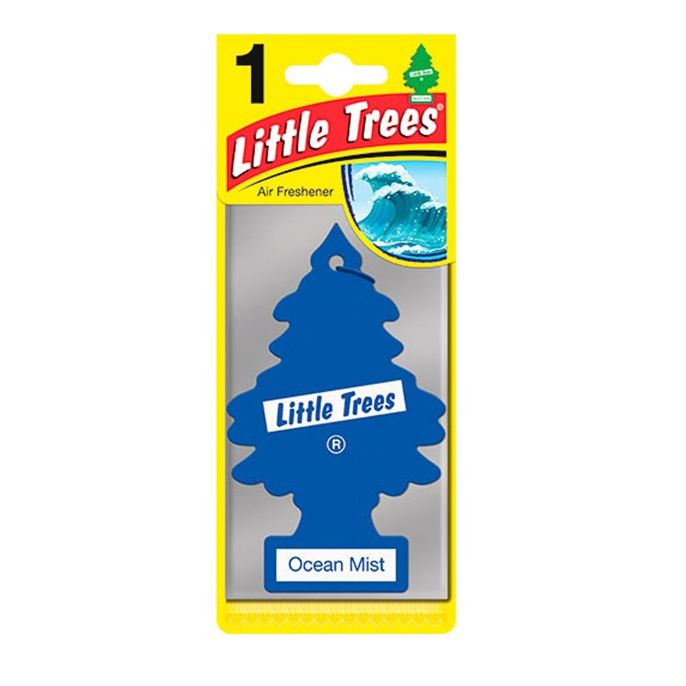 """Ароматизатор повітря Little Trees """"Свіжість океану""""  5гр   (78017)"""