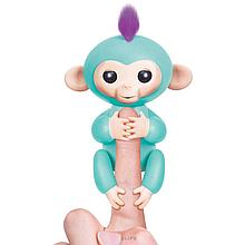 Игрушка интерактивная Happy Monkey Blue (n-106)