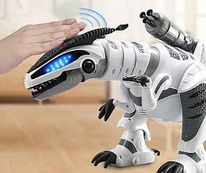Интерактивный робот Динозавр на радиоуправлении Robosaur
