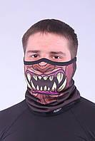 Термоактивный бафф SportZone Maska Wilkolak. Теплая лыжная маска.
