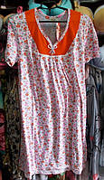 Ночная сорочка Узбекистан 100% хлопок размер 50-52