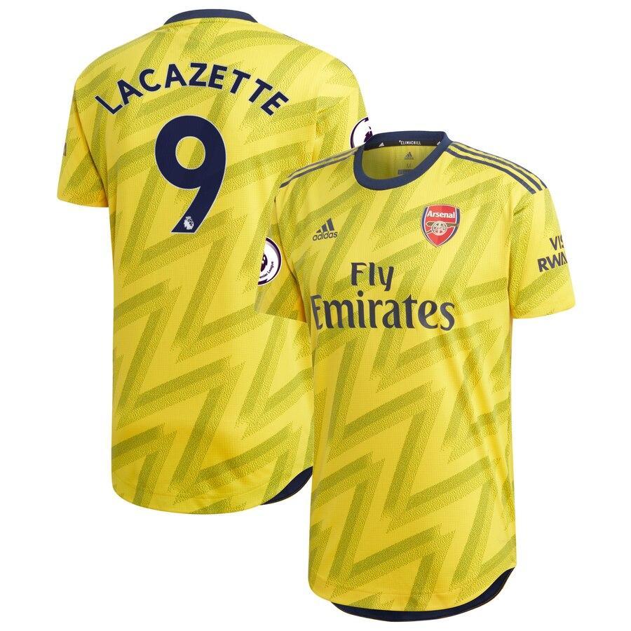 Футбольная форма Арсенал/Arsenal LACAZETTE 9, выездная, сезон 2019-2020