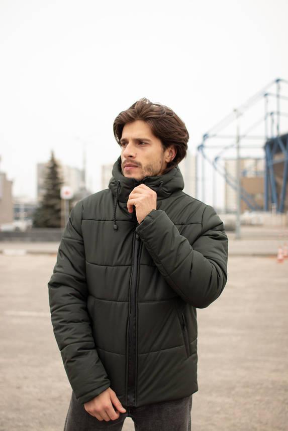 Куртка мужская зимняя хаки Glacier Intruder, фото 2