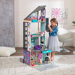 Кукольный домик Bianca City Life Mansion KidKraft 65989