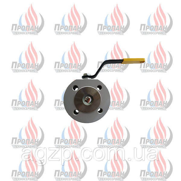 Кран шаровый межфланцевый EFAR WK 4a PB DN 32 PN40 для сжиженного газа