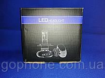 Комплект LED ламп HeadLight S1 H1 6000K 4000lm Ксенон, фото 3