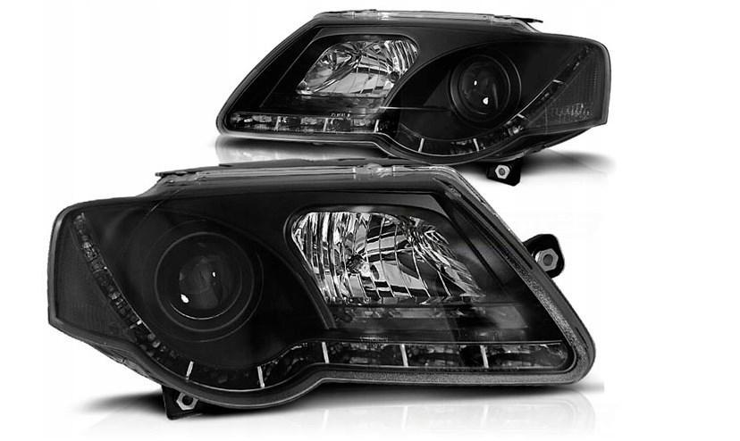 Фары для VW Passat B6 05-10