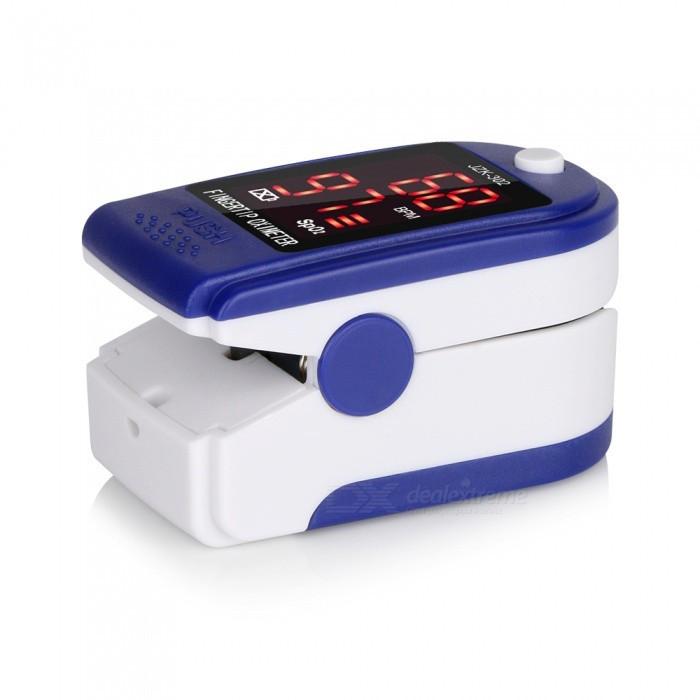 Pulse Oximeter JZK-302 Измеритель Уровня Кислорода в Крови