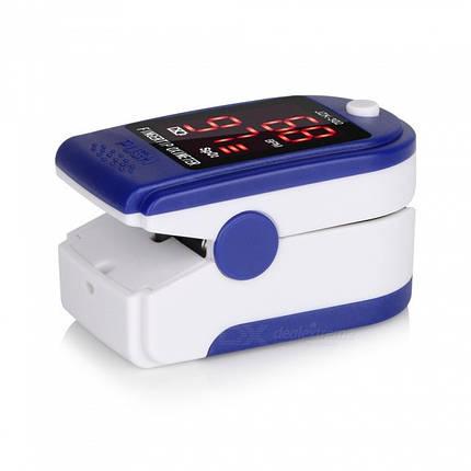 Pulse Oximeter JZK-302 Измеритель Уровня Кислорода в Крови, фото 2