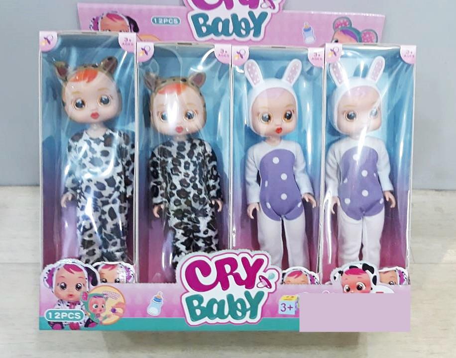 Большие куклы пупсики в одежде