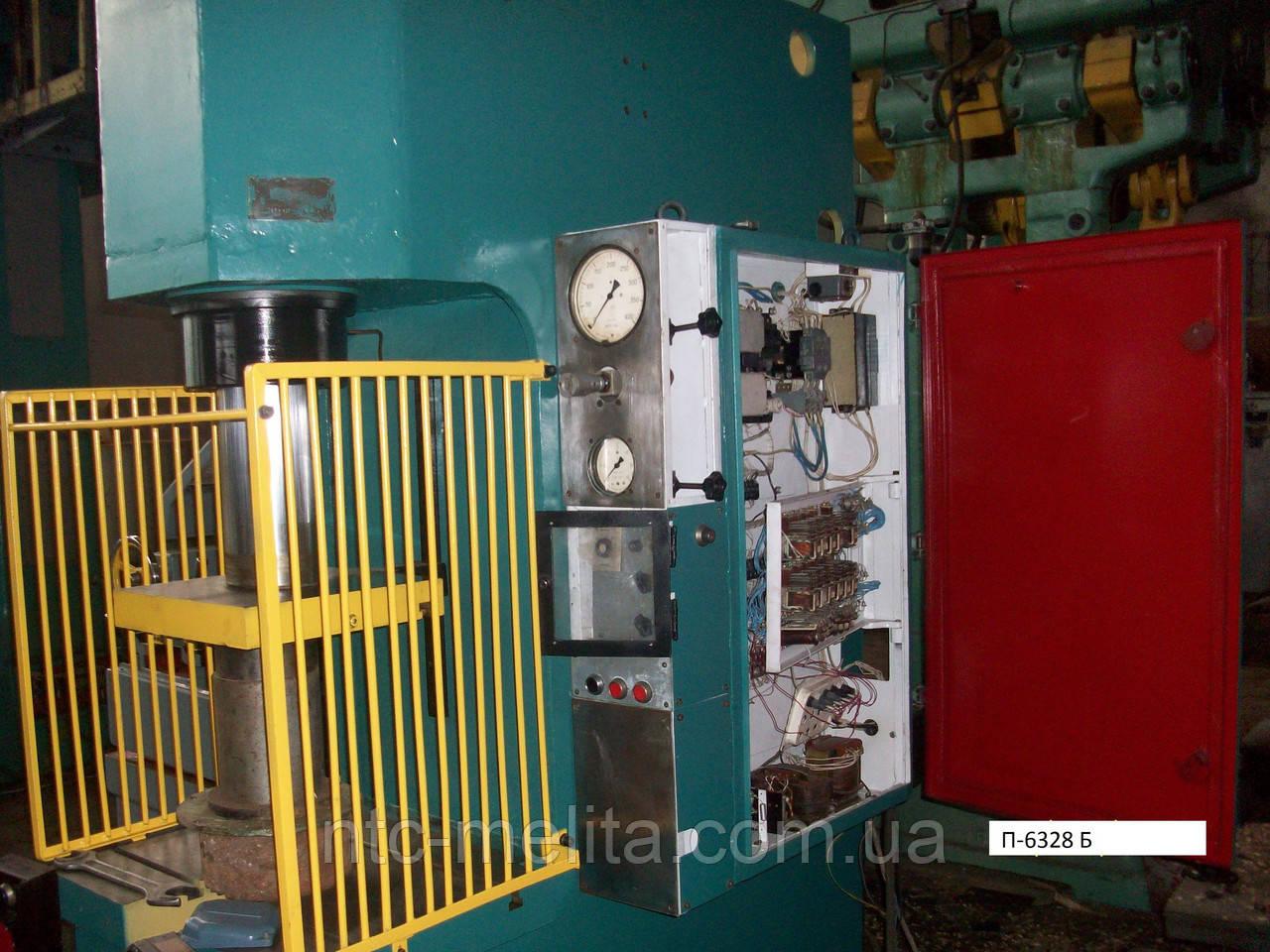 Пресс гидравлический П6328Б