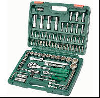 "Набір інструментів 94од. 1/4""DR4-14мм 1/2""DR10-32мм HANS TK-94"