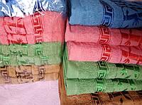 Рушник банний 70х140 зі 100% бавовни.
