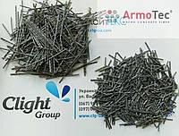 Фибра полипропиленовая(полимерная) ArmoTec 14,25,40,55мм
