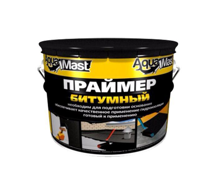 Aquamast Праймер битумный 8 кг.
