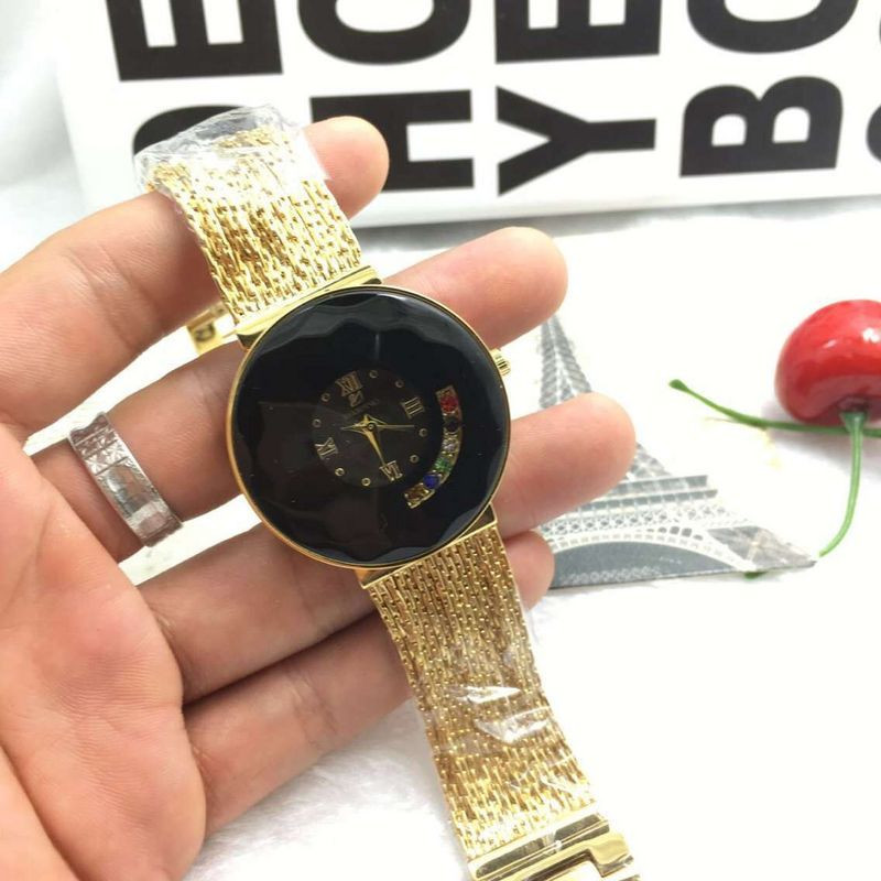 Часы женские в стиле Swarovski Luxury brand