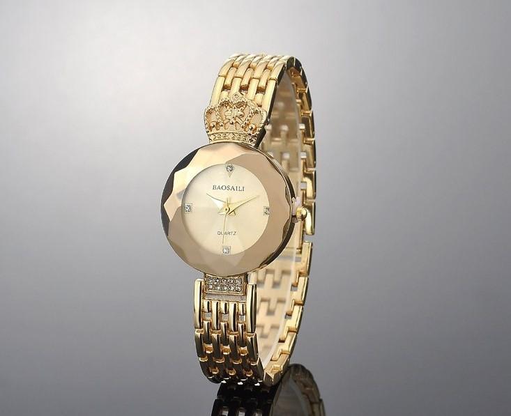 Хит! Женские часы Baosaili - gold