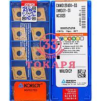 Пластина KORLOY СNMG 120404 GS NC3020