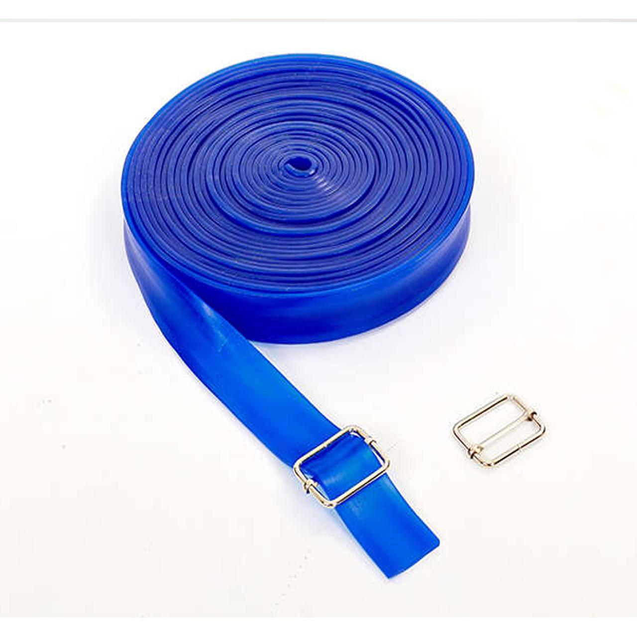 Еластичний джгут 10 метрів синій TA-3936-10