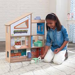 Кукольный домик Hazel City Life Mansion KidKraft 65990
