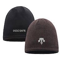 Шапка двухсторонняя Descente для взрослых и подростков шапки десенте, фото 1