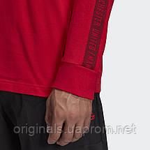 Мужской лонгслив adidas Manchester United FJ7687 2019/2, фото 3