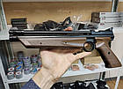 Пневматический пистолет Crosman 1377P American Classic (коричневый), фото 2