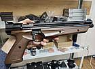 Пневматический пистолет Crosman 1377P American Classic (коричневый), фото 3