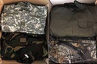 Військова форма та камуфляж секонд хенд оптом - EuroManiа