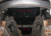 Захист двигуна MERCEDES-BENZ W124 1984-1996 МКПП/АКПП всі двигуни до 3.2 (двигун+радіатор)