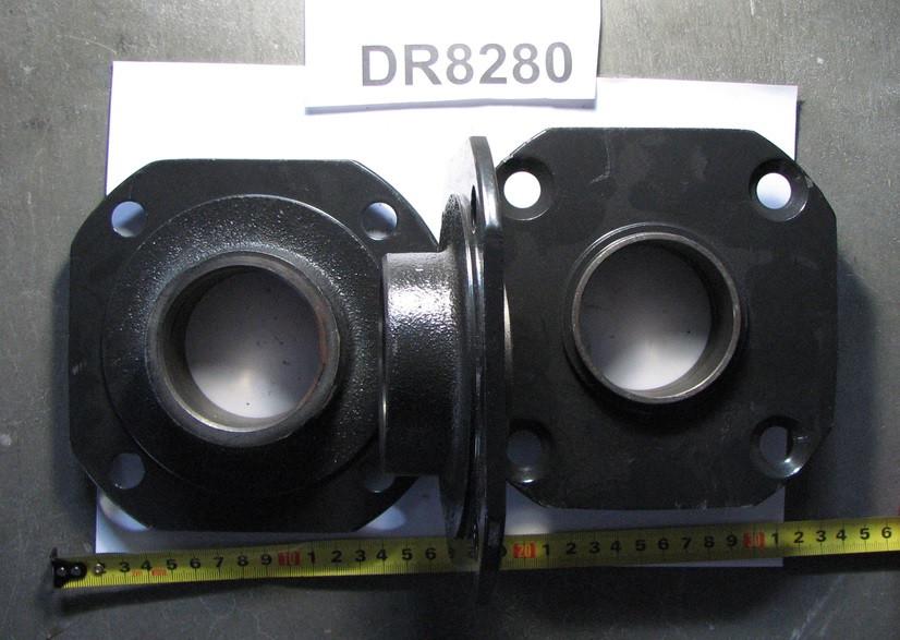 DR8280, Крышка редуктора мысового