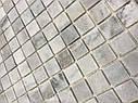 Мраморная Мозаика Стар.Валт. МКР-2СВ (23х23) 6 мм Grey Mix, фото 3