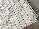 Мраморная Мозаика Стар.Валт. МКР-2СВ (23х23) 6 мм Grey Mix, фото 5