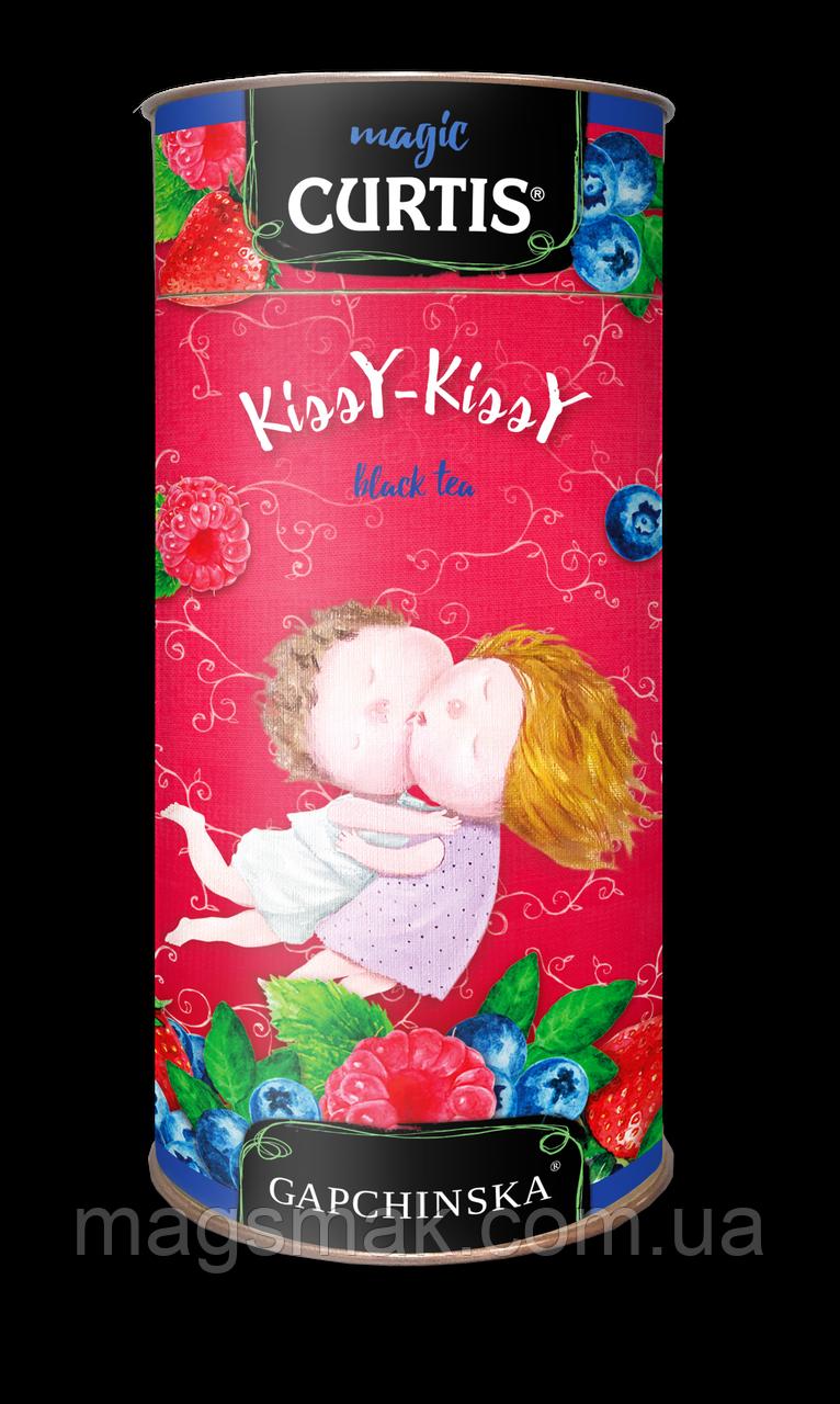Чай черный Curtis Kissy- Kissy 80г