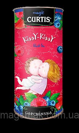 Чай черный Curtis Kissy- Kissy 80г, фото 2