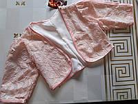 Болеро для девочки 3-6 лет
