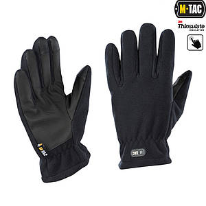 M-Tac перчатки Fleece Thinsulate Navy Blue