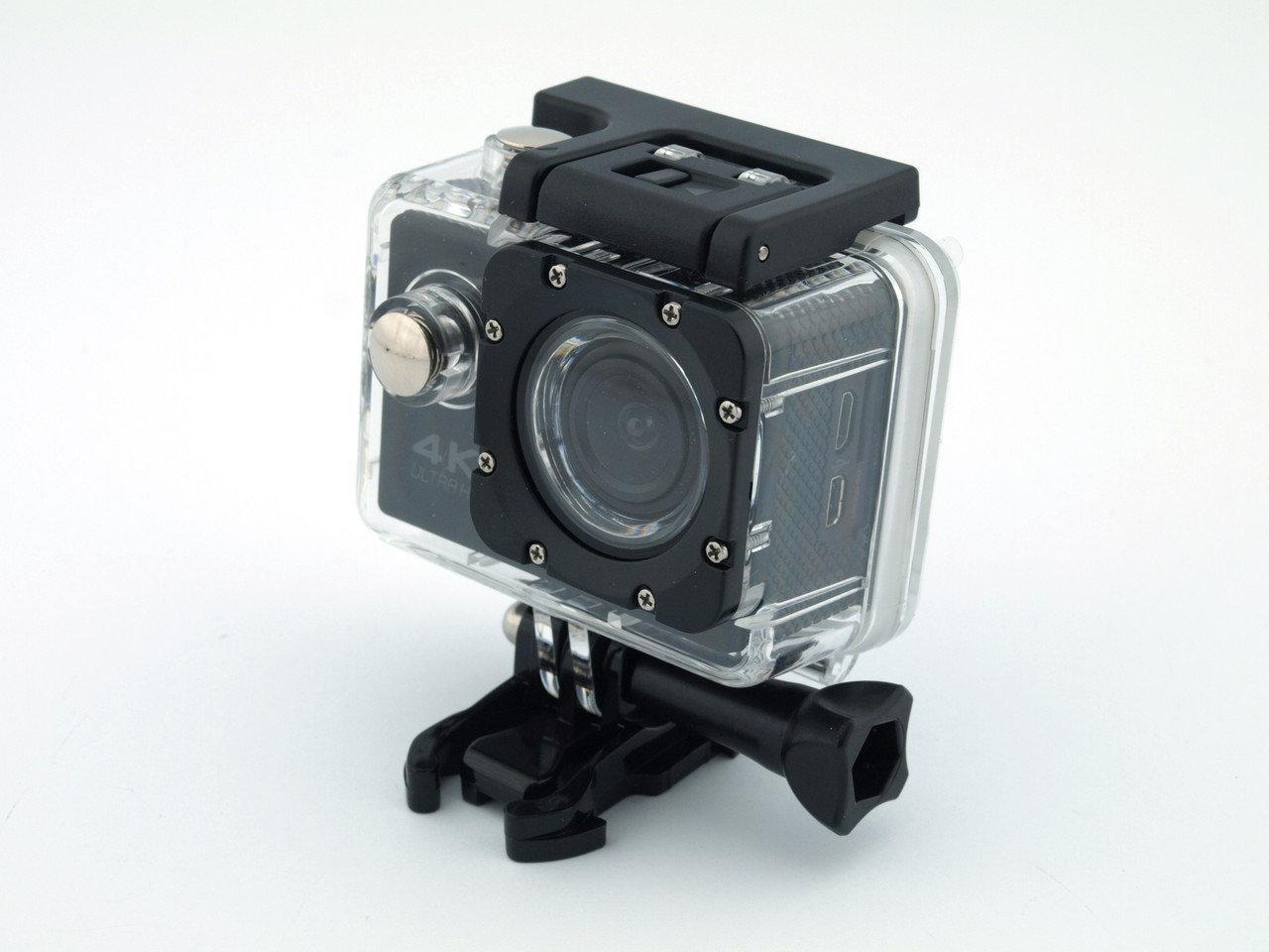 Экшн-камера DVR SPORT S3R с пультом, Wi Fi,waterprof 4K