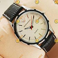 Часы Armani Quartz Black/White