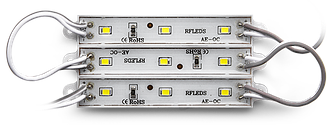 Модуль MyLed SMD 2835 3LED IP65 холодный белый, 80лм 0,96вт