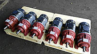 Мотор-редуктор планетарный двустухпенчатый 3МП-31.5 56 об/мин с эл.двиг АИР71В2 1.1 кВт