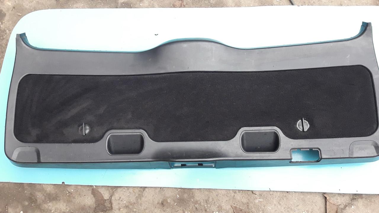 Обшивка карта пластик крышки багажника ляды бмв е39 туринг bmw e39 touring 8259917
