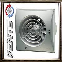 Вытяжной Вентилятор Вентс 100 Квайт (алюминиевый лак)