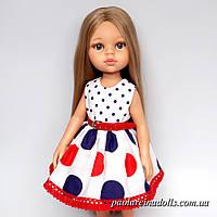 """Платье """"Ретро"""" для кукол Паола Рейна"""