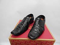 Мужские туфли FS р.41 кожа  002TFM